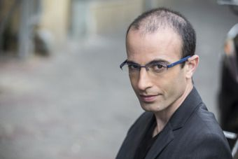 The secret to Sapiens is our Stories - Yuval Noah Harari