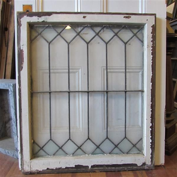 42 best Salvaged Stained, Leaded and Frosted Glass images ...