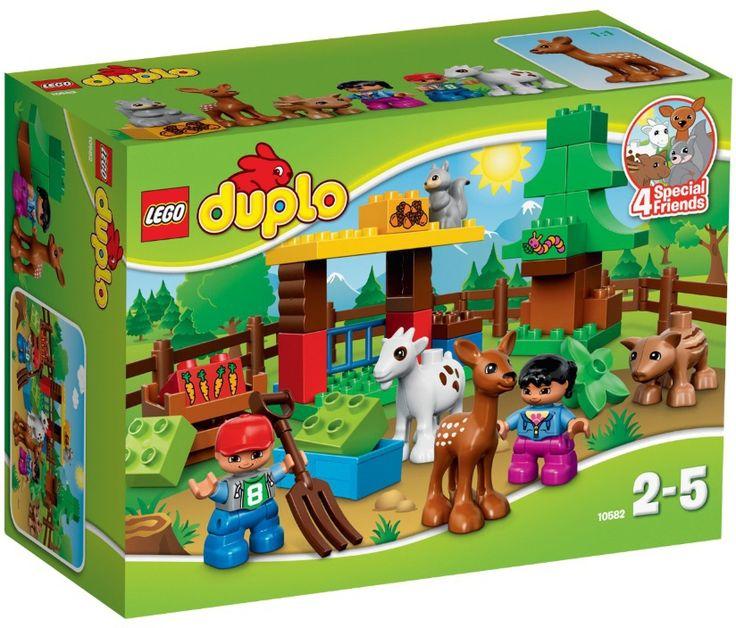 Lego 10582 Лесные животные