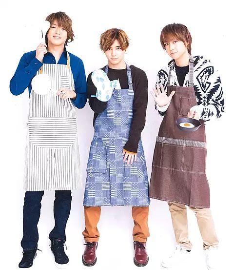 Cute 高木雄也×山田涼介×八乙女光 (Yuya x Yamada x Hikaru) // Hey! Say! JUMP