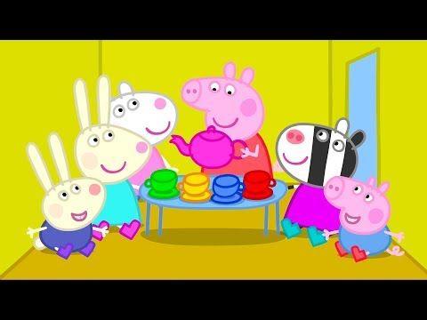 Peppa Pig English Full Episodes Compilation #46 - YouTube