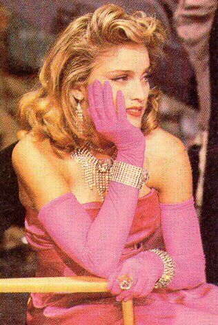"""Madonna-""""Material Girl"""" video.  Perfect video, perfect Madonna! 1985"""
