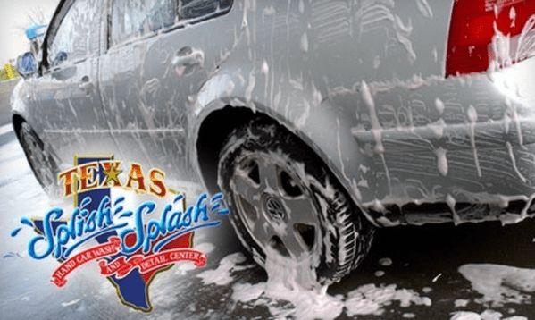 Splish Splash Car Wash, Splash Car Wash, Splash Hand Car Wash