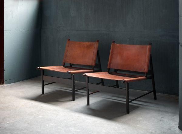 Jorge Zalszupin Pair Of Lounge Chairs