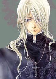 Картинки по запросу аниме парни блондины