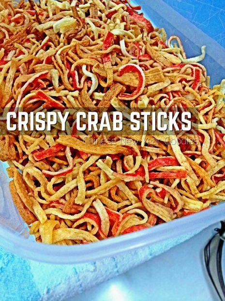 Picture of CRISPY CRAB STICKS (Filament Crab Sticks Snacks)