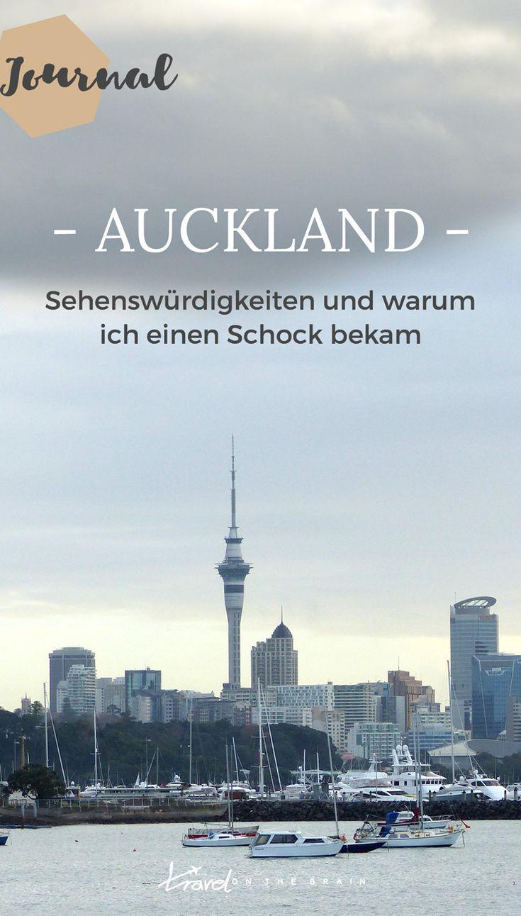 Die besten Auckland Sehenswürdigkeiten und warum ich einen Schock bekam.Sei gewarnt!