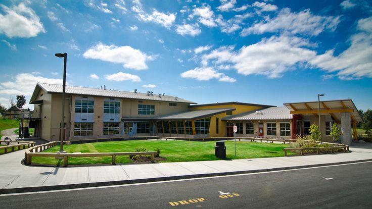 Adams Road Elementary School, Surrey, BC, Canada