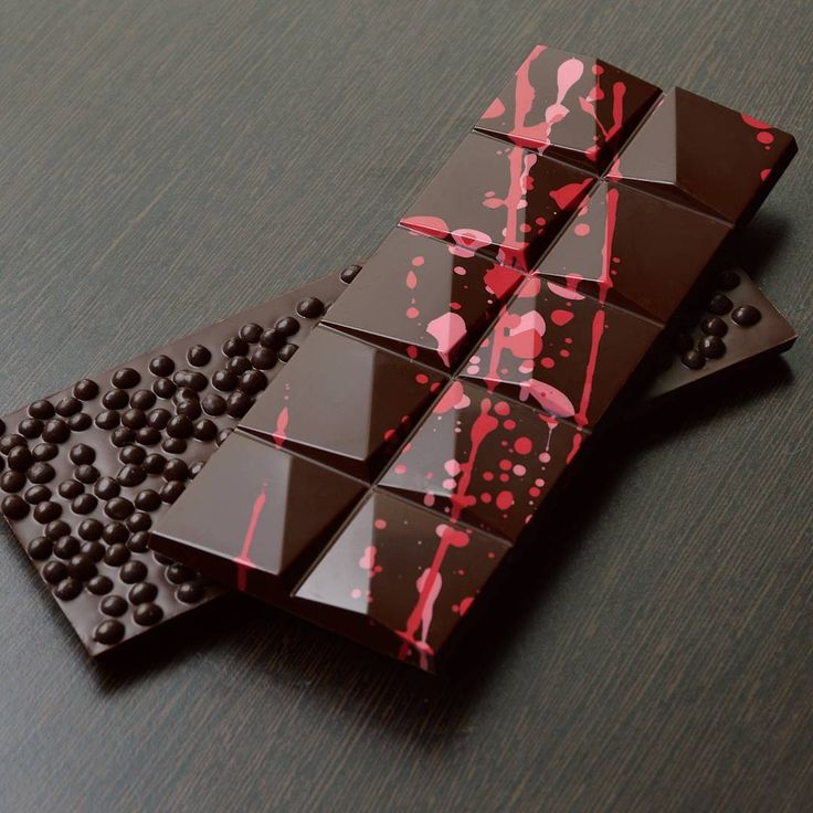 The chocolate keeps coming! L'Etoile du Nord 64% with 55% pearls. ... #Chocolate #Gourmet #GourmetChocolates #Chocolatiers