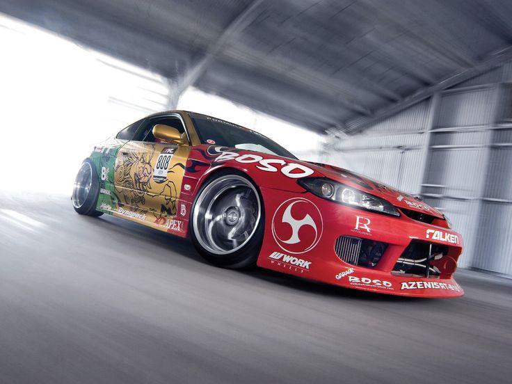 Nissan Silvia S15 Formula Drift 1999  (Custom)