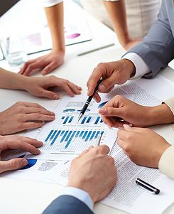 Professional Data Analysis Consultants Processing