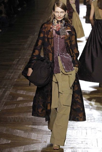 Dries Van Noten Fall / Winter 2015