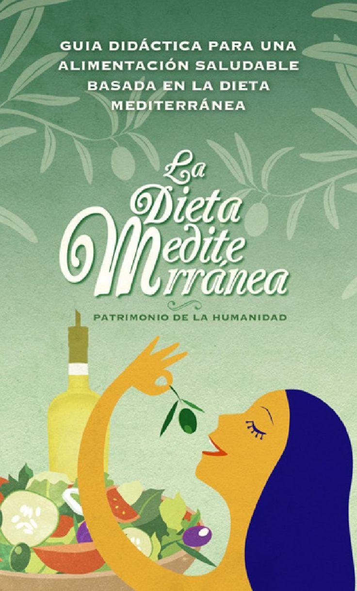 ISSUU - La Dieta Mediterránea: Guía didáctica para una alimentación saludable de Asociación Española de Municipios del Olivo. AEMO