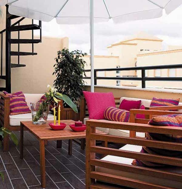 25+ best ideas about terrassengestaltung ideen beispiele on, Terrassen deko