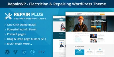 REPAIRWP V1.2.4 - ELECTRONICES, MOBILE & COMPUTER REPAIRING