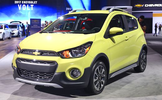 2019 Chevrolet Spark Activ Price With sales crossovers like big screen TVs on Black Friday, it is not surprising to see that companies are trying