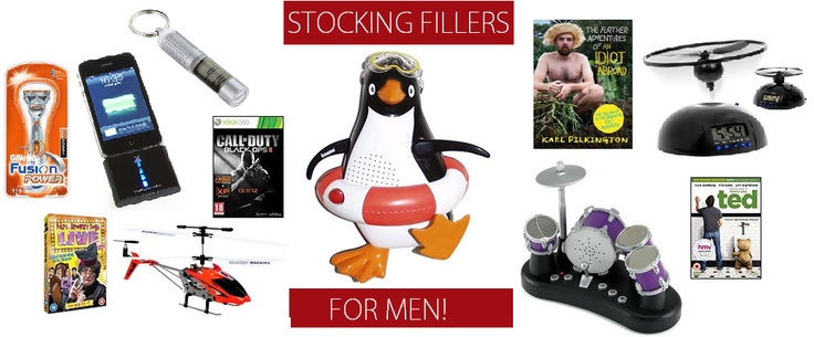 101 Stocking Fillers - For Him