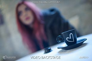 Video Backstage Italian Coffee Lovers.  http://www.italian-coffee.biz/