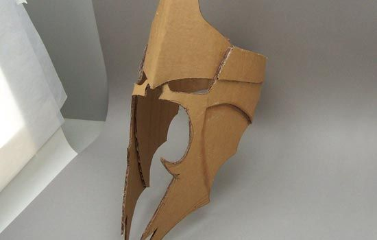 Witchking old01 boo pinterest the witch finals and for Cardboard armour template