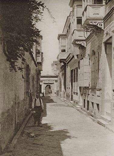 Basmane Etiler Sokağı