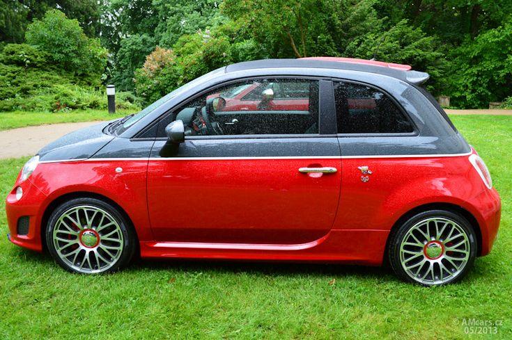 2013 Abarth 595 turismo (Fiat 500C)