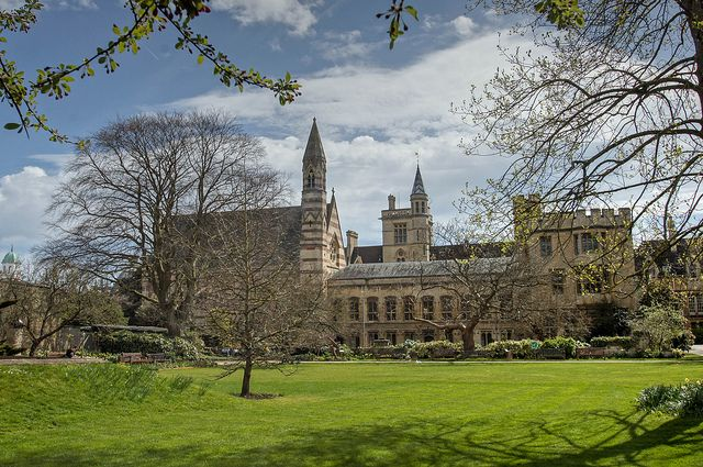 Balliol College | Balliol College, Oxford | Derek Winterburn | Flickr