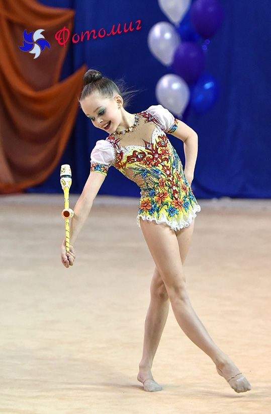 Uliana Travkina (Russia), junior, clubs 2016