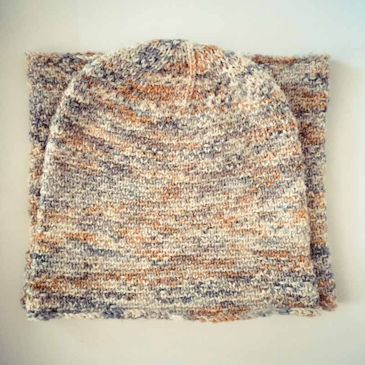 cowgirlblues free pattern - Knit beanie and neckwarmer set