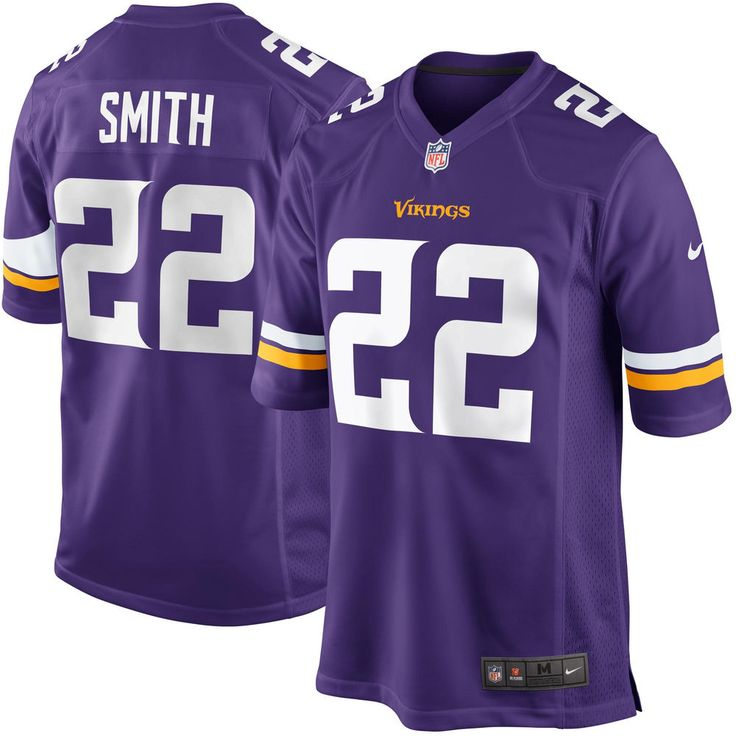 nfl jersey with captain patch mens minnesota vikings adrian peterson nike purple team color game jersey .