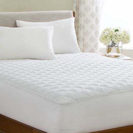 Linenspa Waterproof Mattress Pad With Stretch Skirt Multiple Sizes