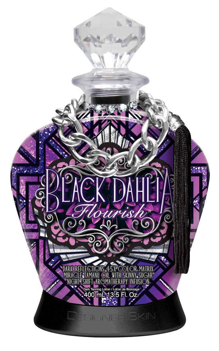 Black Dahlia Flourish - 2017 Designer Skin