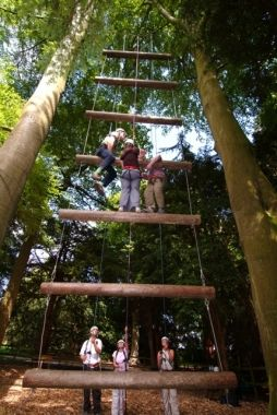 Jacobs Ladder - Live For Today Adventures