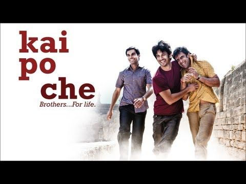 It's here. It's finally here! Click on the link to watch the trailer of Kai Po Che!    Let us know what you think of it!