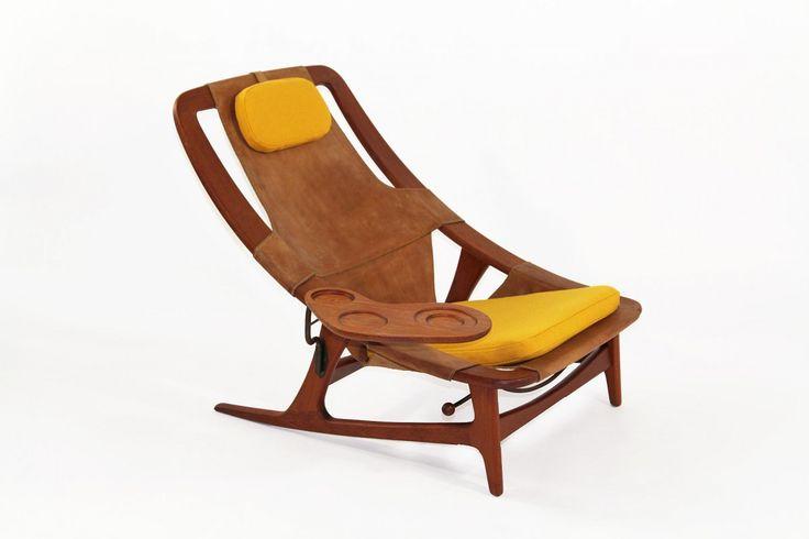 Arne Tiedemann-Ruud für Norcraft, Entwurf: 1959