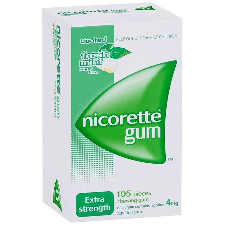 Buy at £13.73 - Nicorette Freshmint Gum 4mg is for the relief of nicotine withdrawal symptoms as an aid to giving up smoking. Nicorette Freshmint Gum 4mg is suitable for those smoking more than 20 cigarettes a day.