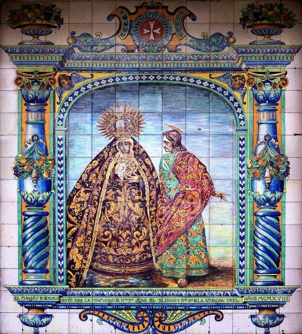 Azulejos de Sevilla.