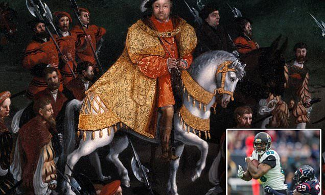 Henry VIII was 'angry, impulsive and impotent' due to a jousting injury: Brain damage from a blow to the head is the 'best explanation' for the king's erratic ways | Daily Mail Online