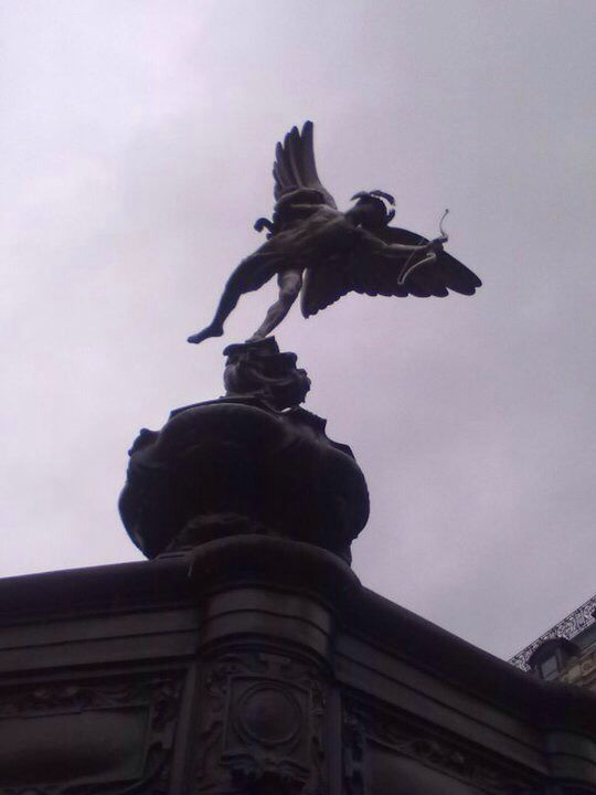 Picadilly Circus. London.