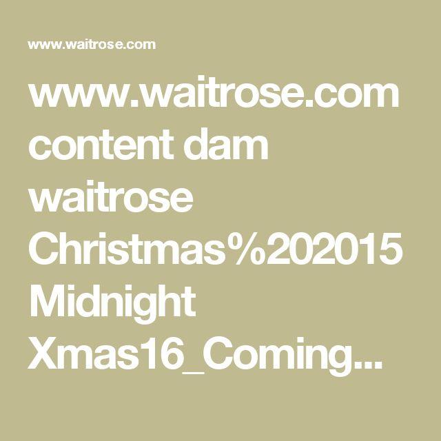 www.waitrose.com content dam waitrose Christmas%202015 Midnight Xmas16_Coming%20Home_Lesson%20Plan_Booklet_online.pdf