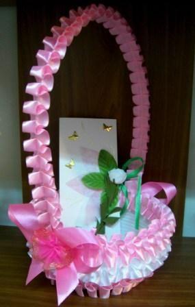 свадебные корзины - Pesquisa Google
