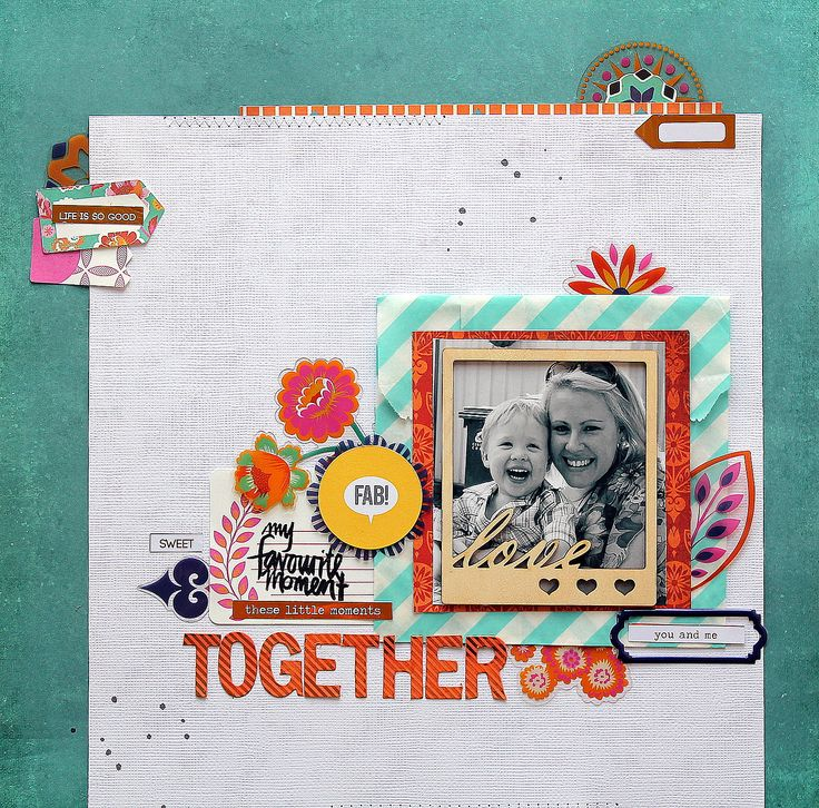 Scrappy Canary: Together - Tarrah McLean