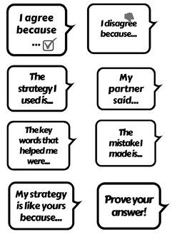 Best 25+ Accountable talk ideas only on Pinterest