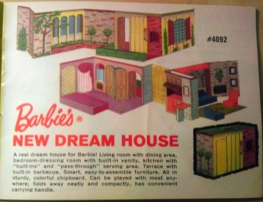 17 Best Ideas About Barbie Dream House On Pinterest