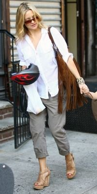 Celeb mom style steals: Find out how to get Kate Hudson's chic bohemian style