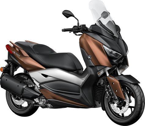 Le Yamaha Xmax 300 succèdera au modèle 250cm3 à partir de mars 2017