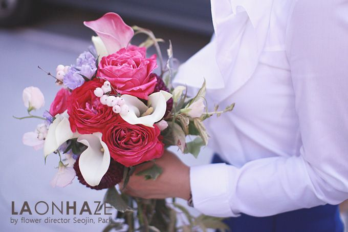Bouquet by laonhazeflowers