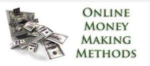 Ways to earn Money online easily