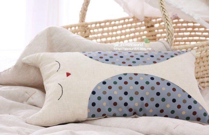 Подушка - сплюшка