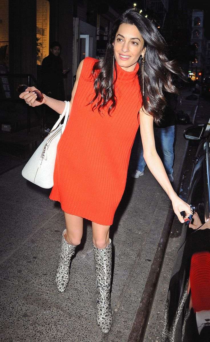 Amal Clooney's Chic Style: Every Can't-Miss Outfit