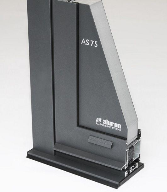 ALU Haustüren ALURON System AS 75